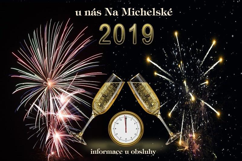 Silvestr 2019 Na Michelské