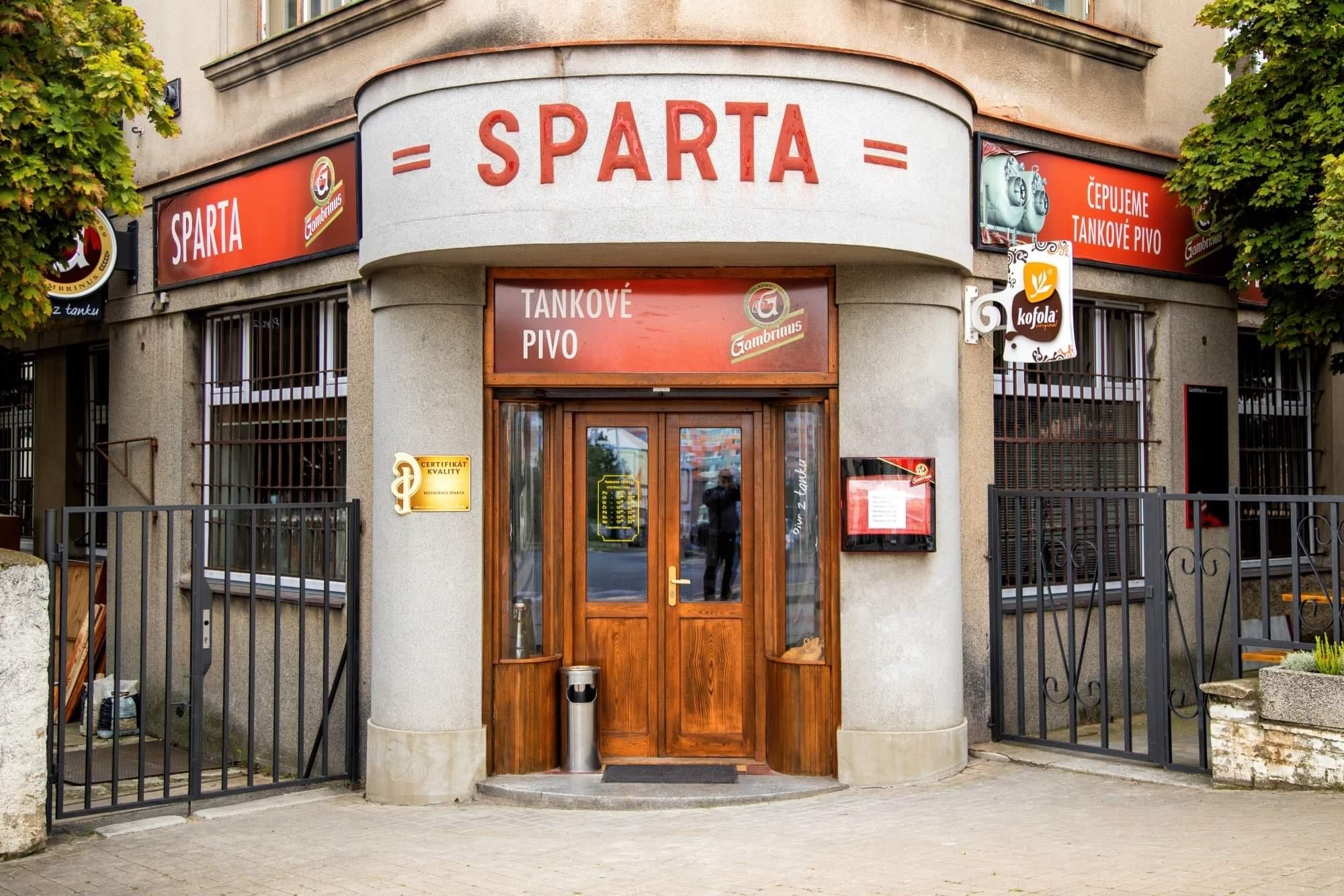 Restaurace Sparta
