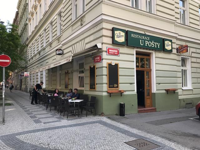 Restaurace U Pošty